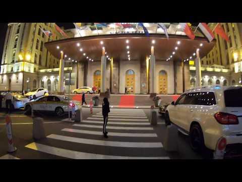 Radisson Collection Moscow - Гостиница Украина - Premium Room Tour & Luxury Breakfast - 4K  Video