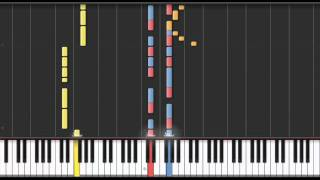 How To Play Beverly Hills Cop Theme On Piano
