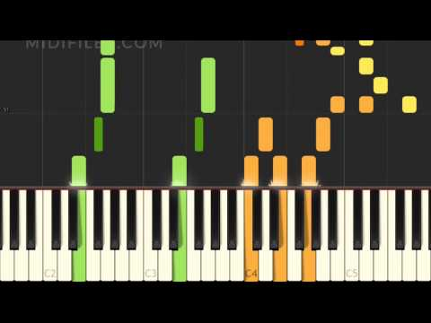 "HOW TO PLAY ""Always"" BY Atlantic Starr ON YOUR PIANO ?"