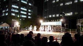 この動画は2012.8.8に勾当台公園市民広場で催されていたみちの...