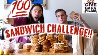 100 Sandwiches for the Homeless | Give Back Films