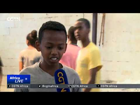 Dance Group Spreads Contemporary Dance In Ethiopia