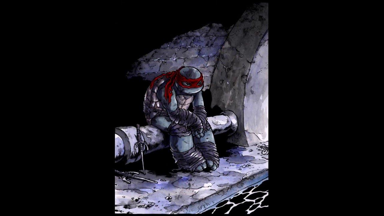 No One Understands Me: TMNT Raph X Reader Oneshot | Ryder Warner