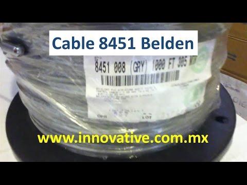 Cable 8451 Belden