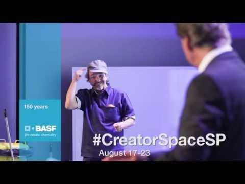 Creator™ Space tour Sao Paulo - Wellington Nogueira