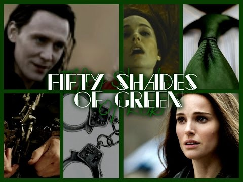 Fifty Shades Of Green Trailer: Loki/Jane