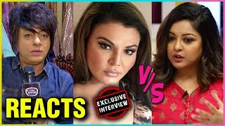 Rohit Verma Comments On Rakhi Sawant & Tanushree Dutta's WAR | EXCLUSIVE Interview
