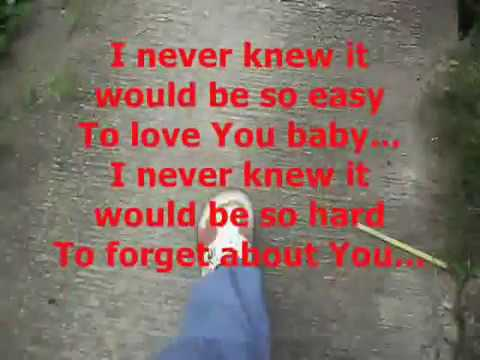 Last Child - Never Will I (Lyrics)