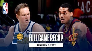 Full Game Recap: Pacers vs Cavaliers | Young & Bogdanovic Lead IND