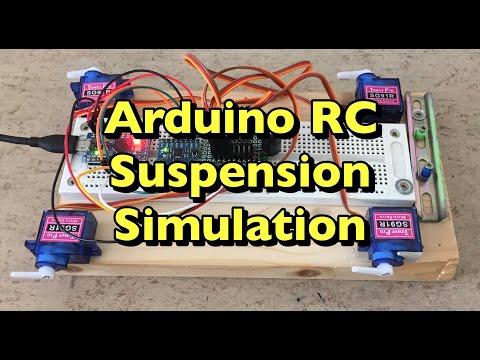 Arduino RC Truck
