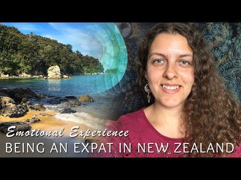 Expat in New Zealand - What is it really like? Emotional Process of Moving