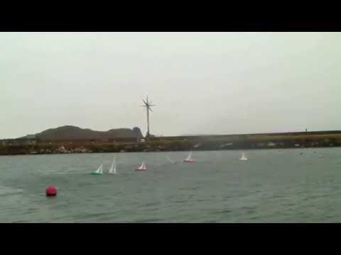Irish North/South International One Metre Winter Race series
