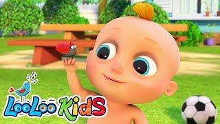Skip to My Lou🐞 - LooLoo Kids Nursery Rhymes for Kids
