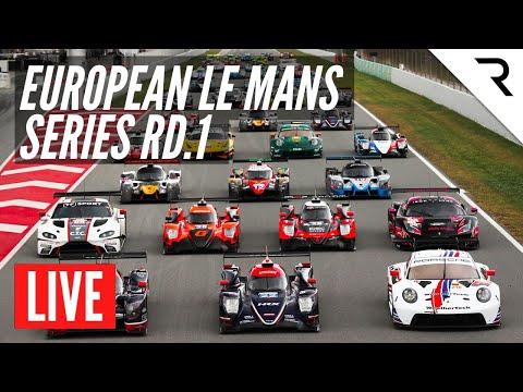 4 Hours of Barcelona - Race 1, European Le Mans Series 2021 ELMS