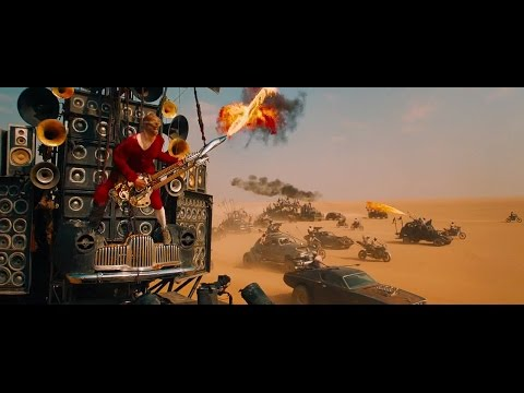 Mad Max: Fury Road - Fuel (Music Video)
