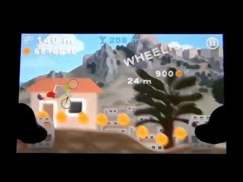 Wheelie Bike Demo