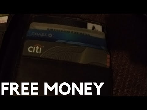 Why credit cards are the best! FREE MONEY!