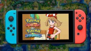Giochi Pokémon 3DS su NINTENDO SWITCH?! Nuove info su Pokémon Let's Go!