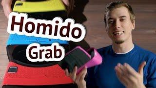 ТЕХ Обзор #3 — HOMIDO GRAB