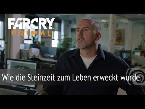 Far Cry Primal – Wie die Steinzeit zum Leben erweckt wurde | Ubisoft [DE]