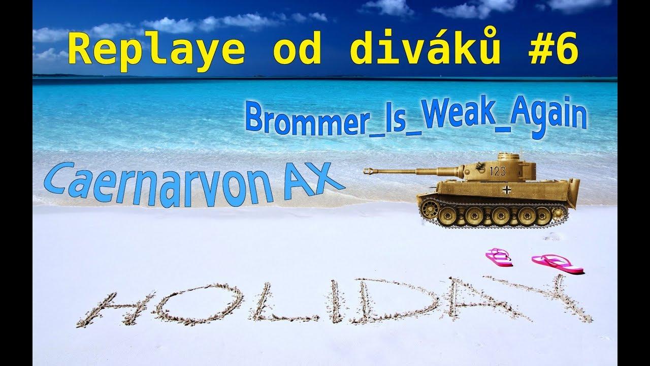 2006 base exp - Caernarvon AX | Prázdninové replaye od diváků #6  (Brommer_Is_Weak_Again, 27k subs)