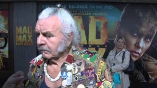 Mad Max: Fury Road: Hugh Keays-Byrne Exclusive Premiere Interview