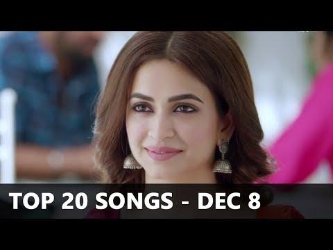 Top 20 Bollywood Songs of the Week (Radio Mirchi Charts) - December 8, 2017