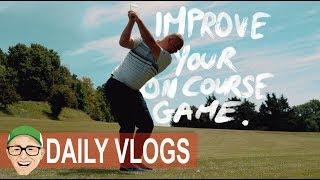 HOW TO TAKE YOUR GAME FROM THE RANGE TO THE GOLF COURSE The journey