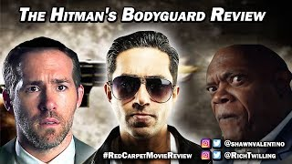The Hitman's Bodyguard Review - RED CARPET MOVIE REVIEWS
