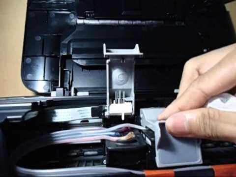 Tutorial Panduan Test Printer Untuk Cek Warna.