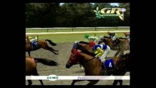 Gallop Racer 2001 PlayStation 2 Gameplay