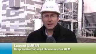 Centrale Metz-Chambiere : La biomasse fait son apparition...