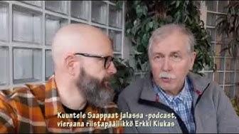 Riistapäällikkö Erkki Kiukas: metsästyspäiviä ei lasketa elinpäiviin