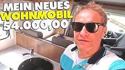 Mein neues WOHNMOBIL für 54.000,00 EURO 💰💰💰 oder WOHNWAGEN für 5.000,00? 😍