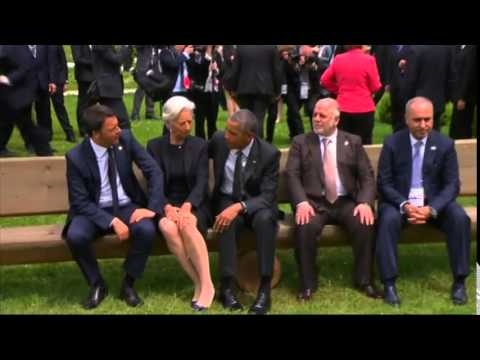 Quand Barack Obama préfère Christine Lagarde au Premier ministre irakien