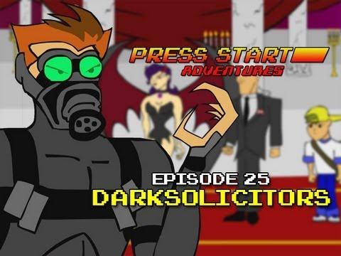 Press Start Adventures: Darksolicitors