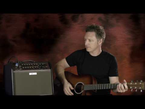 BOSS Acoustic Singer Amplifier Tutorial with Josh Munday