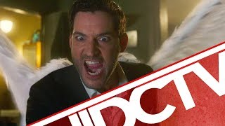 LUCIFER: Cain vs. Abel, ARROW: Roy Harper Returns, LEGENDS: Atom Captured