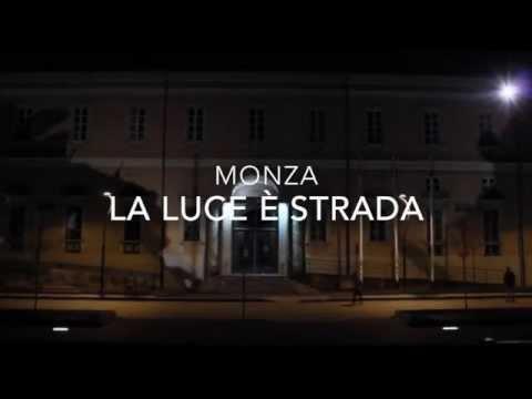 Monza. La luce è strada