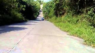 mendez cavite longboarding