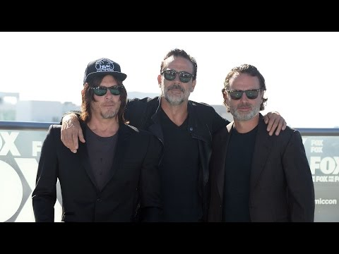 Thumbnail: Our 3 Sexy TWD Badasses! ( Norman Reedus, Andrew Lincoln & Jeffrey Dean Morgan )