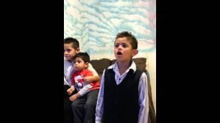 La niña de los hoyitos karaoke alexandro gael