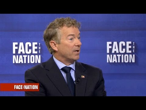 Rand Paul weighs in on blocking possible Trump Cabinet picks - YouTube