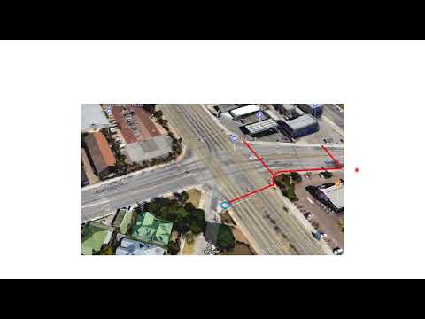 Investigative study on five way intersection facilities with respect to cyclists