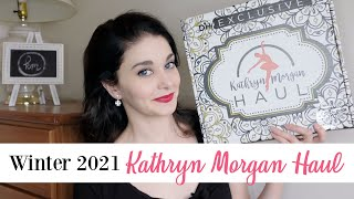 Today i unbox the winter 2021 kathryn morgan haul! this box's theme is black swan. we have partnered with capezio and bunheads, who outdone themselves! ...