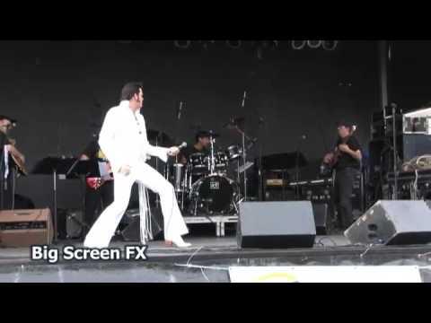 Paul Ross Collingwood Elvis Festival 2009