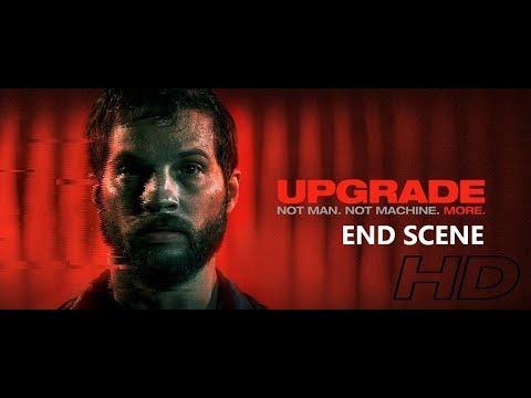 Upgrade (2018) Stem takes over - End Scene