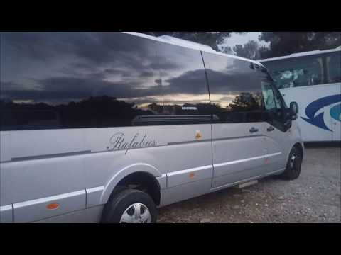 RENAULT MASTER: 16 SEATS + DRIVER