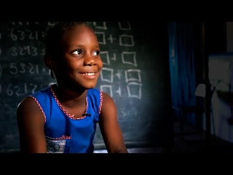 Freetown: Children of Highly-Illiterate Post-War City Gain Education