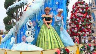 Disney Princess Festival of Fantasy | Kinder Playtime Walt Disney World Celebration Trip Vlog Part 4